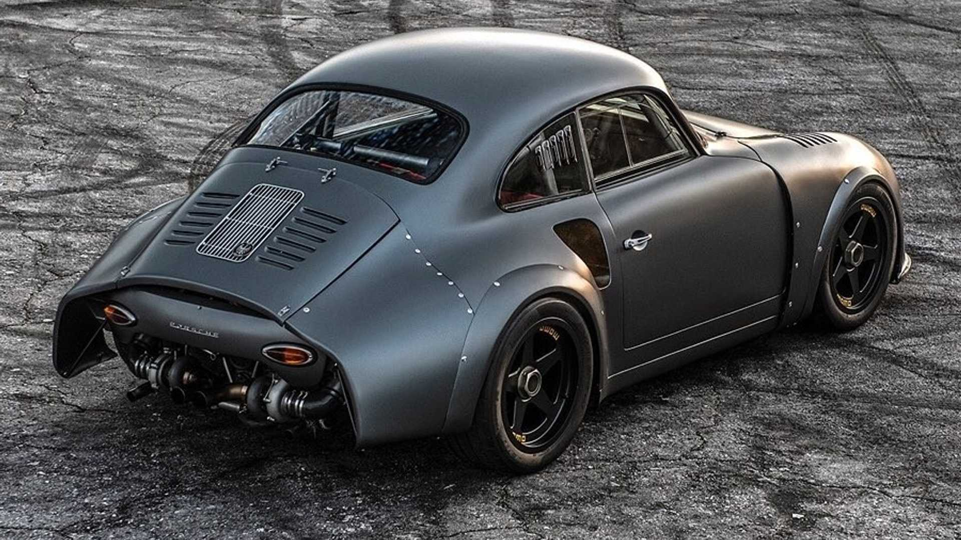 The 1960 Porsche 356 RSR from Emory Motorsport