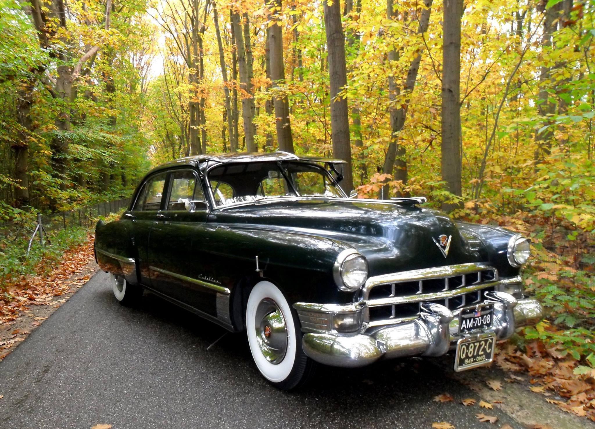 The 1949 Cadillac Sedan a True American Classic