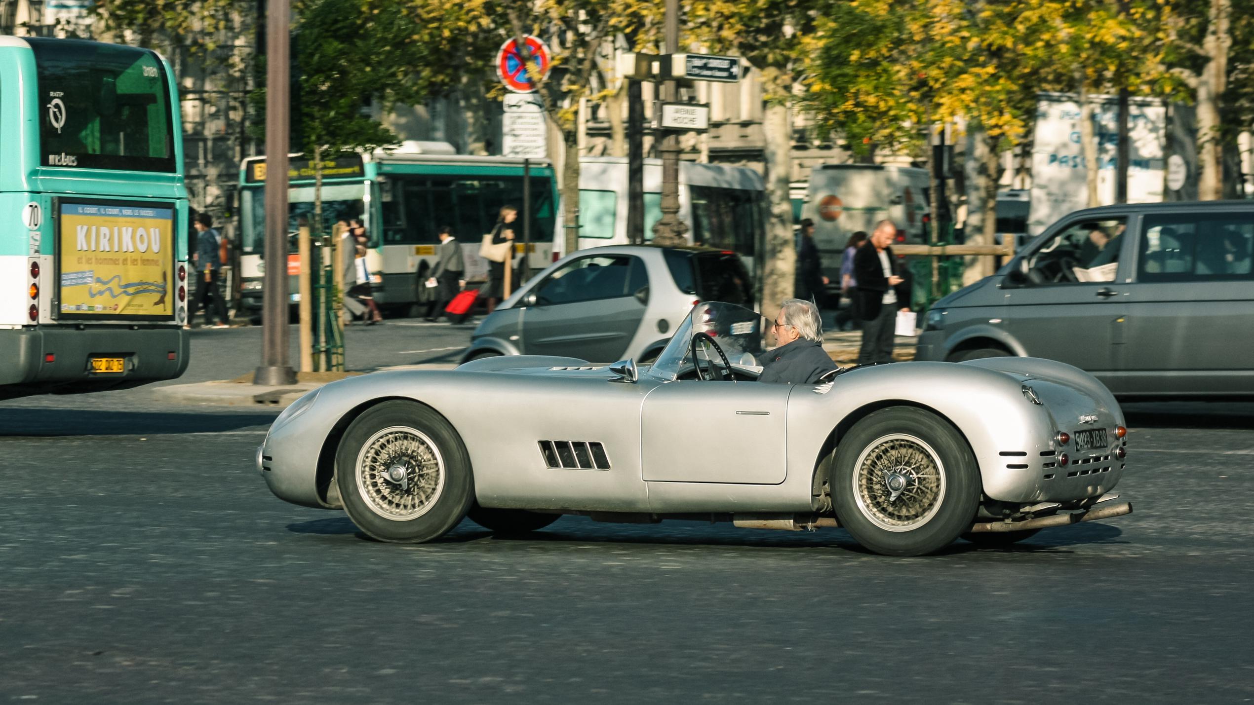 Talbot T2500 Barquette Le Mans