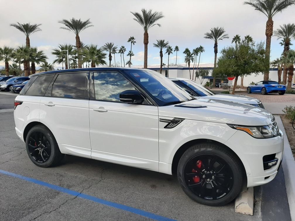 2016 Range Rover Sport V8 Supercharged