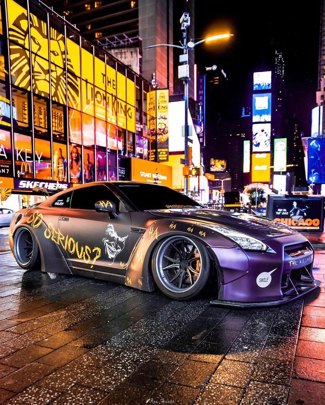 The Joker Liberty Walk R35