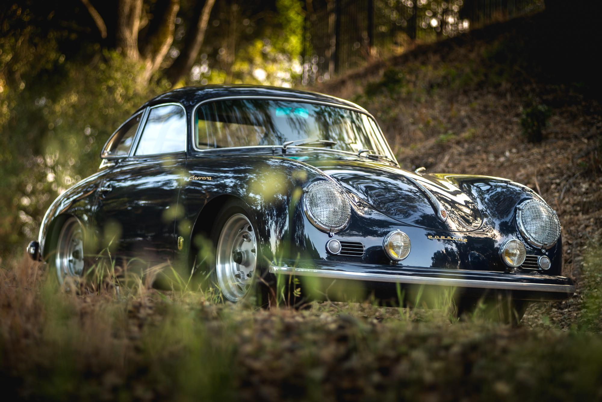 1956 Porsche 356A Carrera GS Coupe