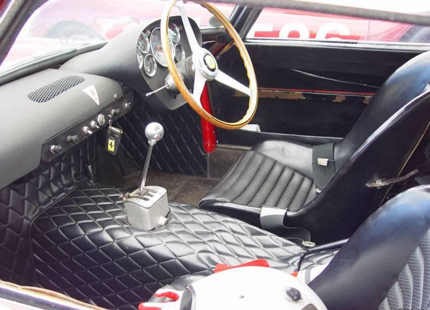 Another Member of the Gated Shifter Club: Ferrari 250