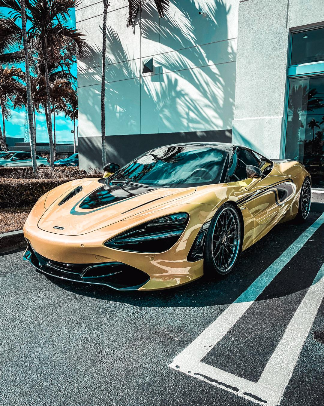 Over Saturated | McLaren 720S [OC]