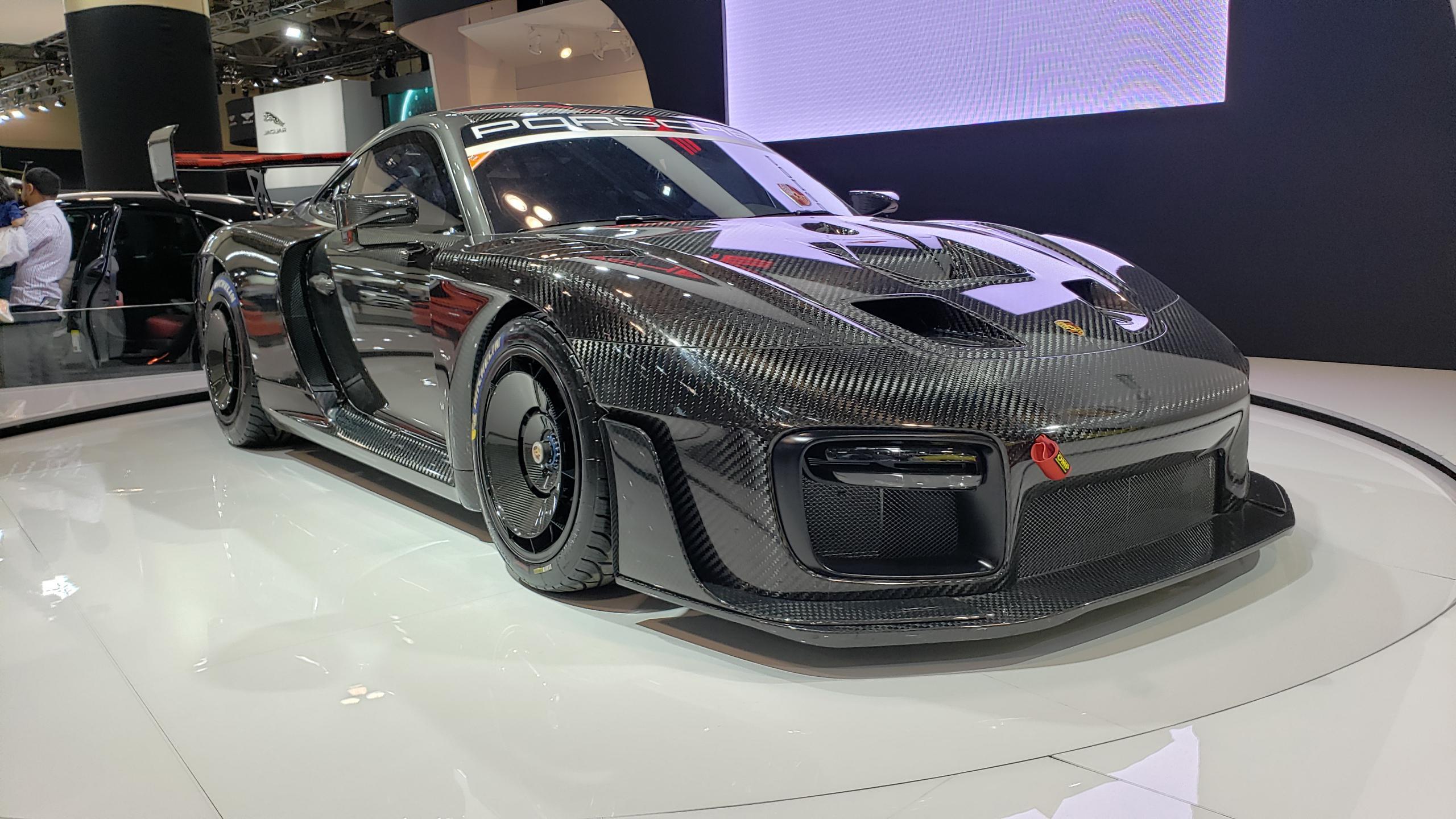 Porsche 935 Naked Carbon Fiber – 2020 Toronto Auto Show
