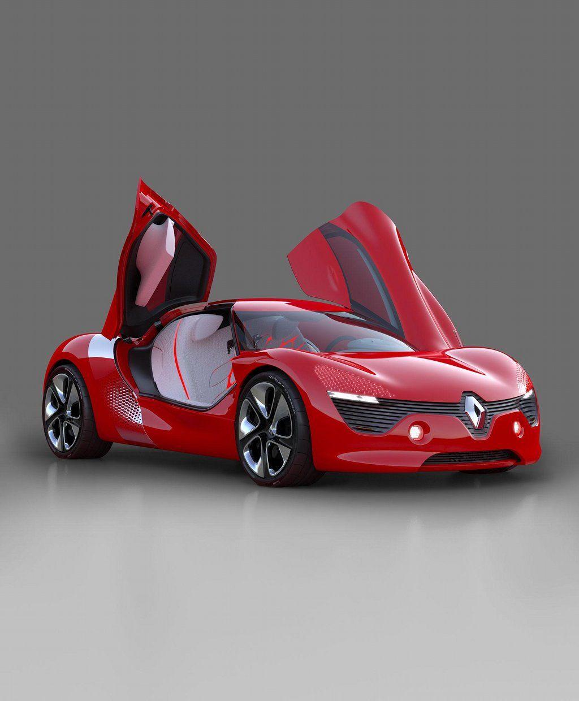 Renault DeZir Gamme électrique ZE de Renault voiture électrique (autonomie 160…