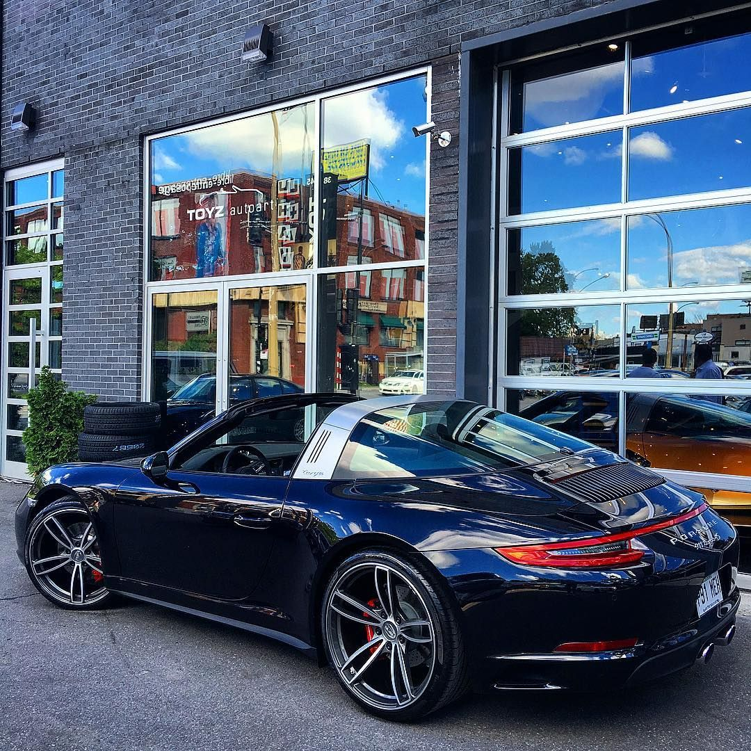 "Avo Aboulian on Instagram: ""❤️ 2017 Porsche Targa 4S with some TECHART® Goodies ?? #techart"""