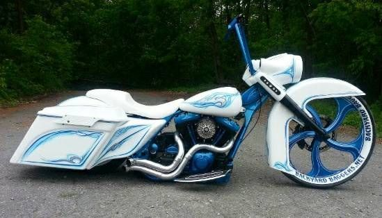 Harley Road King CUSTOM #harleydavidsonroadking #harleydavidsonbaggerroadking
