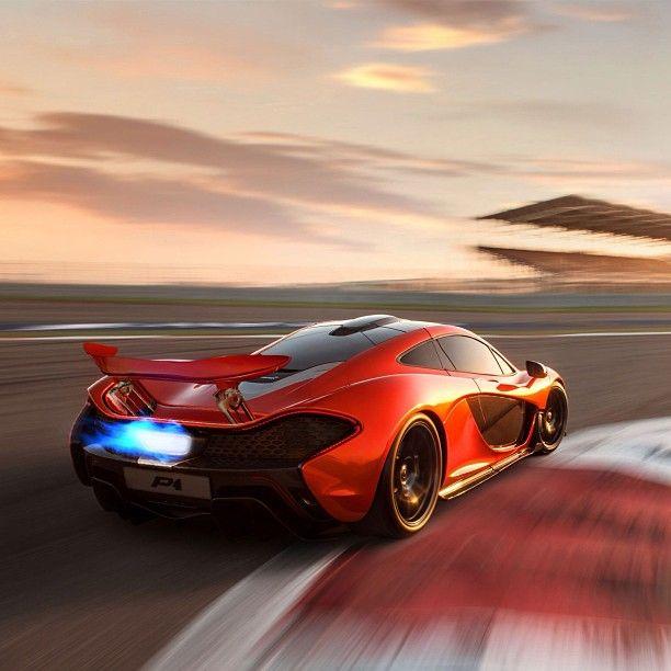 Badass McLaren P1