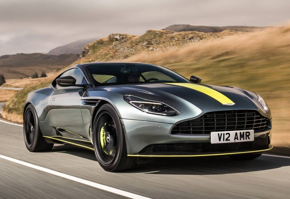 Aston Martin DB11 AMR | wordlessTech
