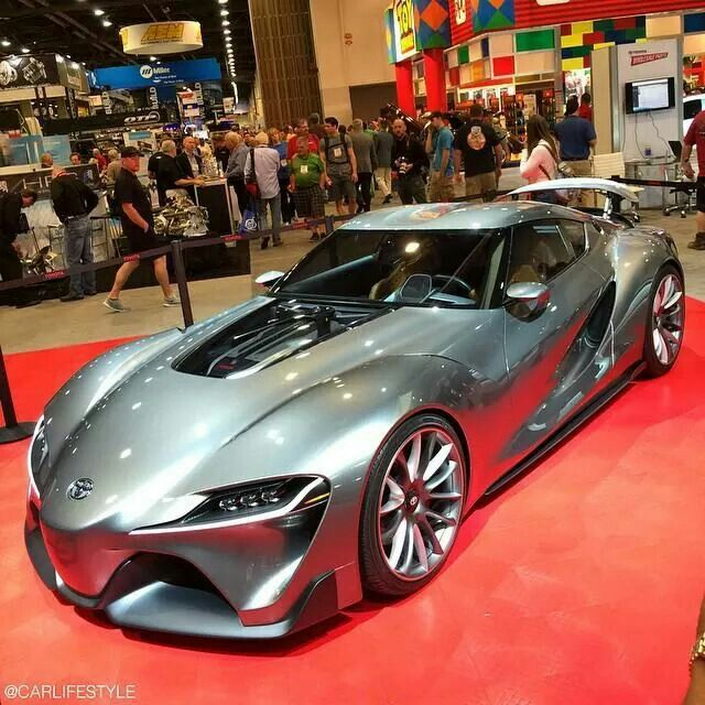 Toyota FT1 #Casinos-of-Mayfair.com