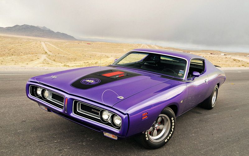 Top Retro Cars: 1971 Dodge Charger Super Bee