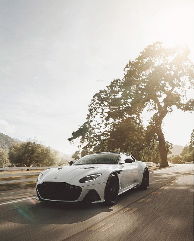 "RILEY HARPER on Instagram: ""Give me a 715 horse power twin turbo V12 Aston Martin and you know I'm gonna have to get it sideways. So fun taking this bad boy out and…"""