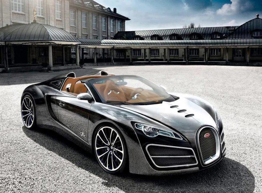 Entre cette #Bugatti Ettore Concept et une Veyron , laquelle choisiriez-vous?