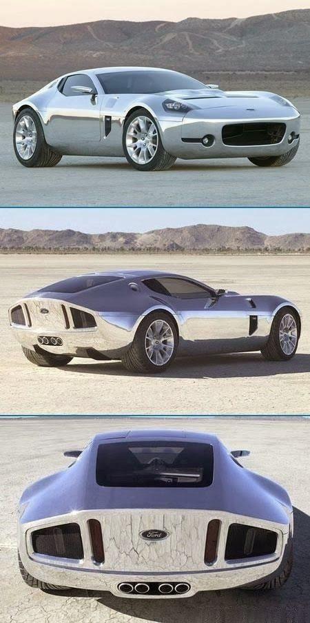 Encore une voiture avec un design à couper le souffle et sans doute un moteur t…