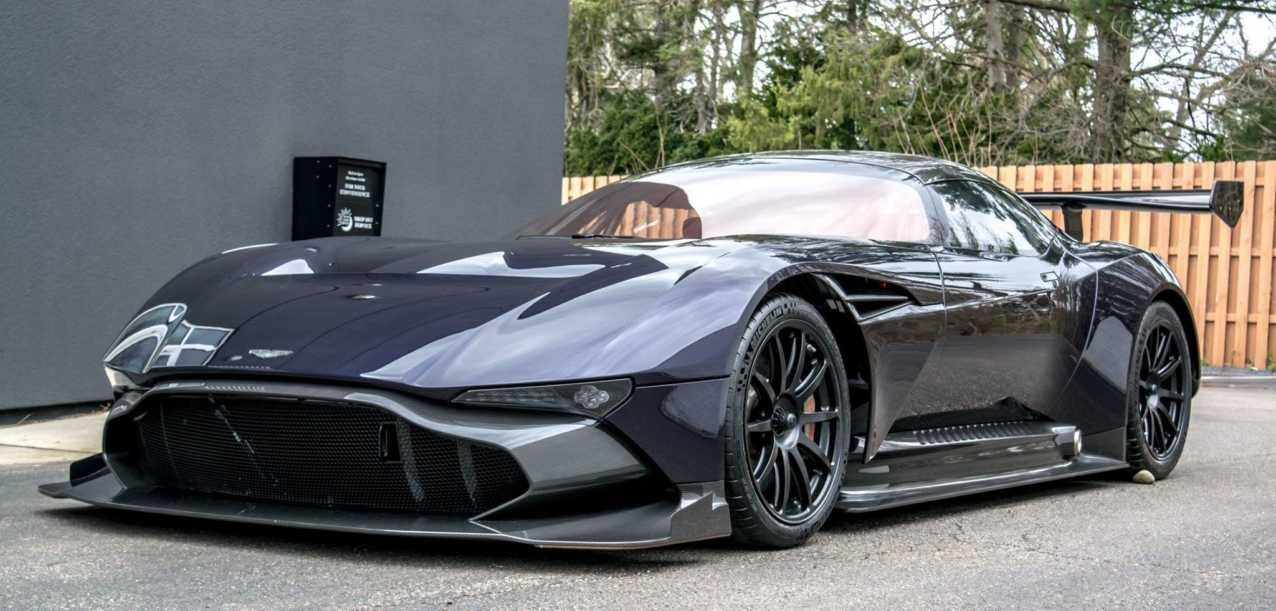 Second Aston Martin Vulcan Delivered To United States