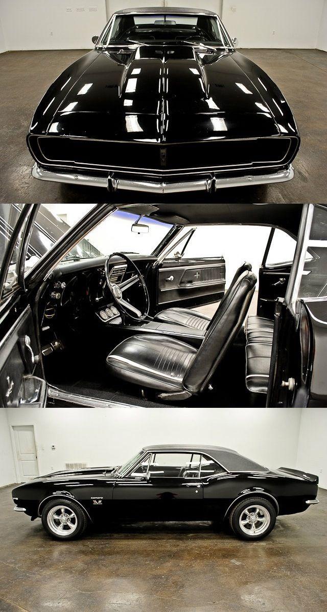 Triple Black Camaro