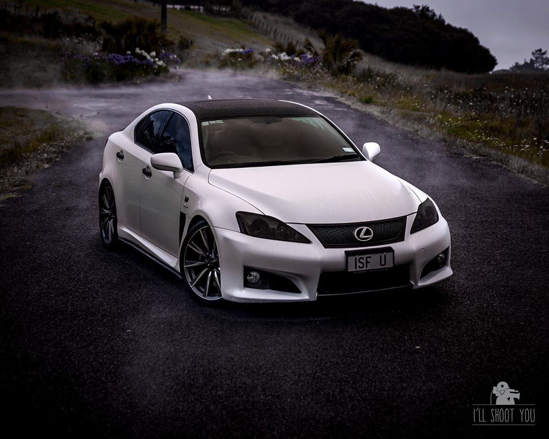Lexus IS-F – Japanese's V8 Sleeper