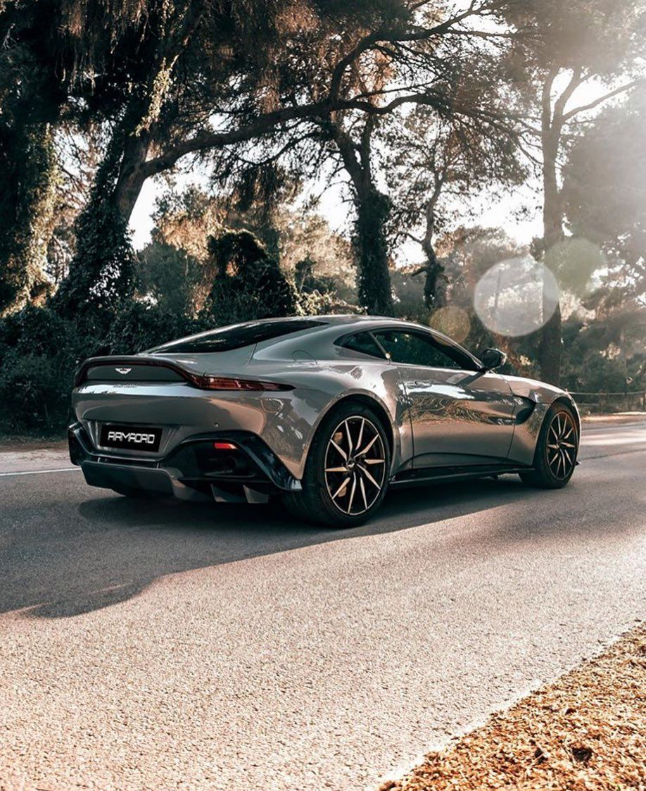 "Aston Martin on Instagram: ""Beautiful Vantage? Photo by: @airmadrid  #astonmartinvantage #vantage"""