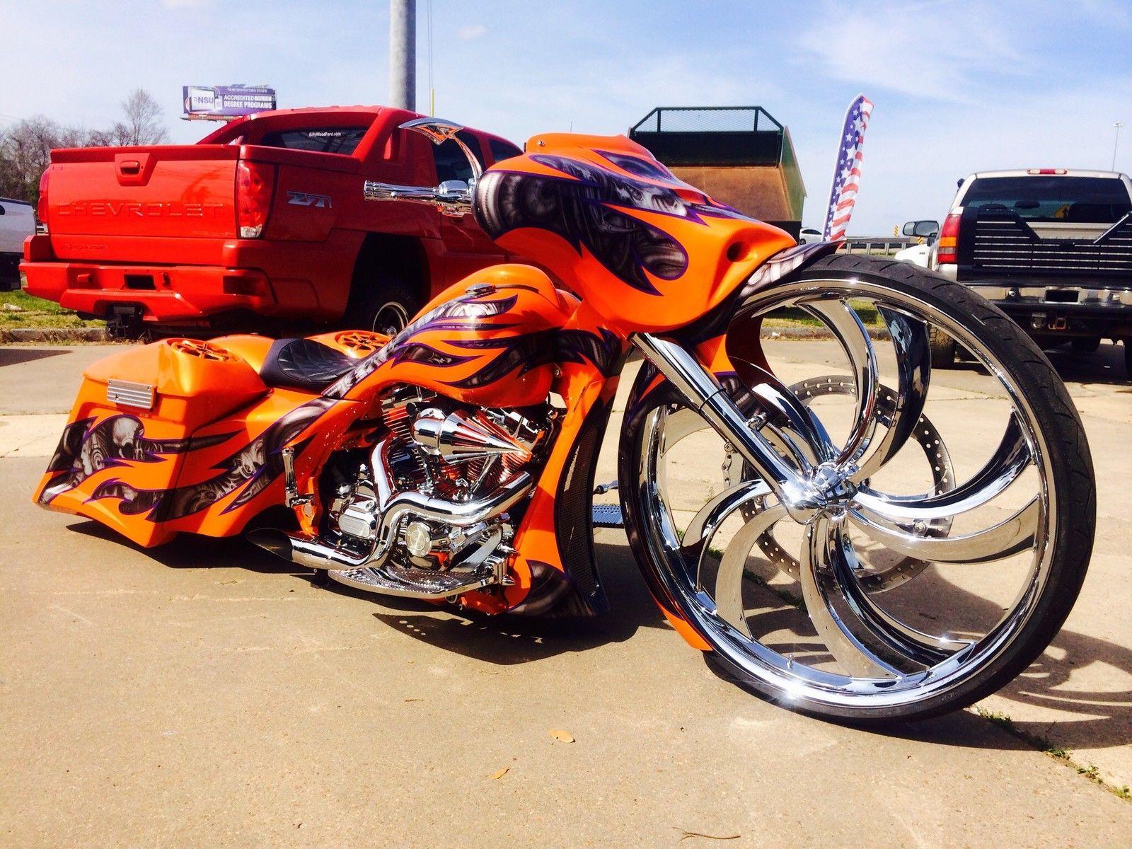 2010 Harley-Davidson Touring Streetglide Custom