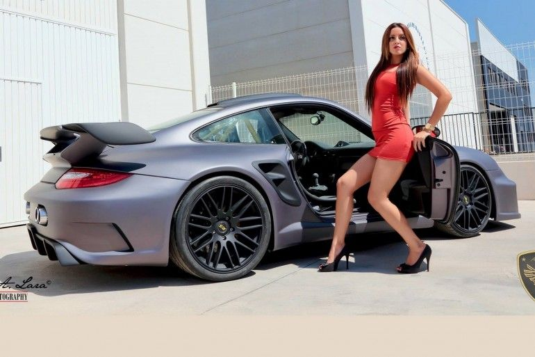 German Porsche 911 gets the Spanish wide body treatment 0 Image
