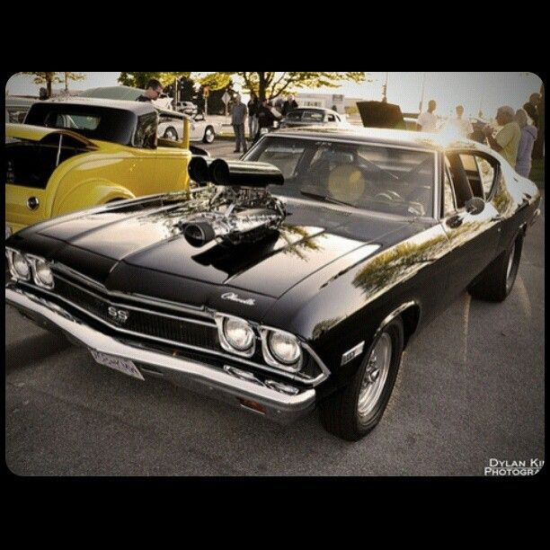 SS Chevelle! Yes…
