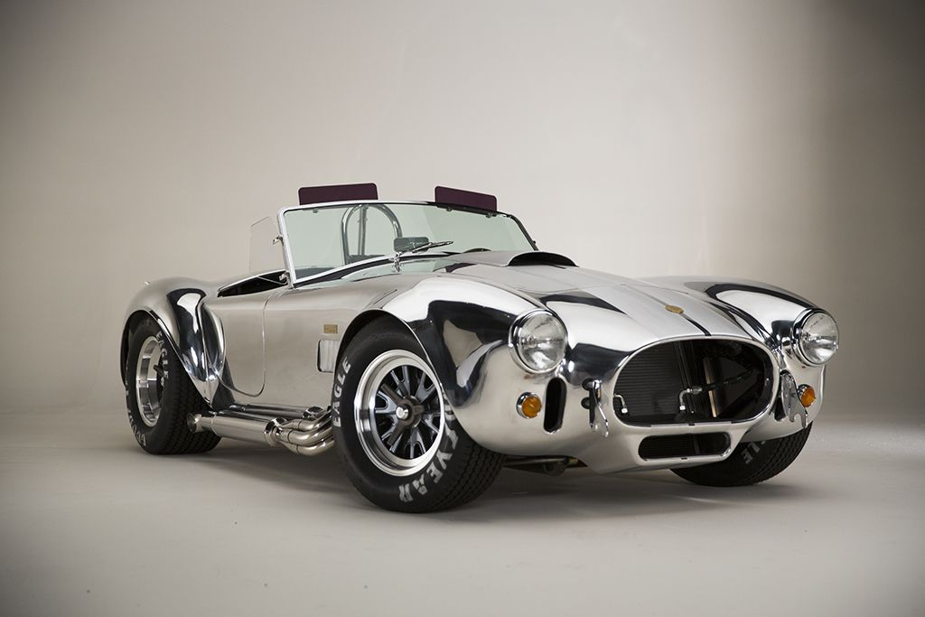 Shelby American Cobra 427 50th Anniversary