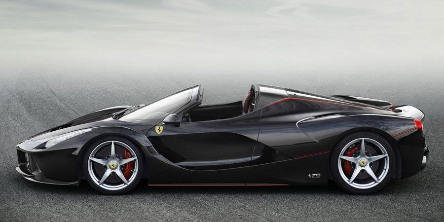 10 Most Expensive Cars For 2017