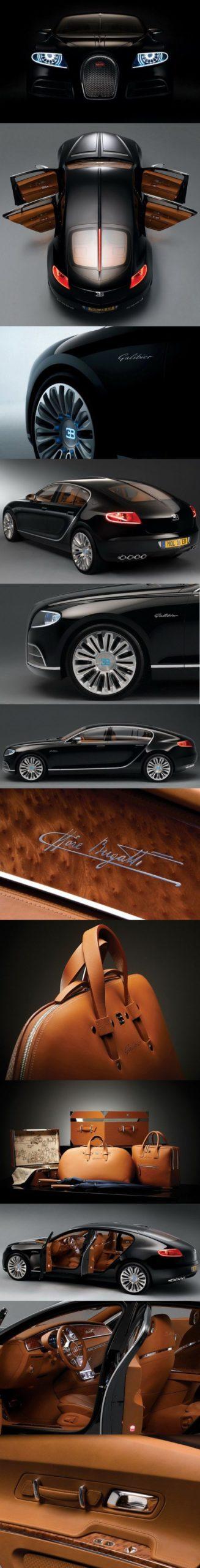 BUGATTI GALIBIER #LuxuryCars #VintageCars #SportCars #ConceptCars Dennis Mancino