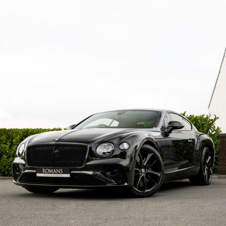 Bentley Batmobile ?- For full details of our Massive Spec New Shape Bentley C…
