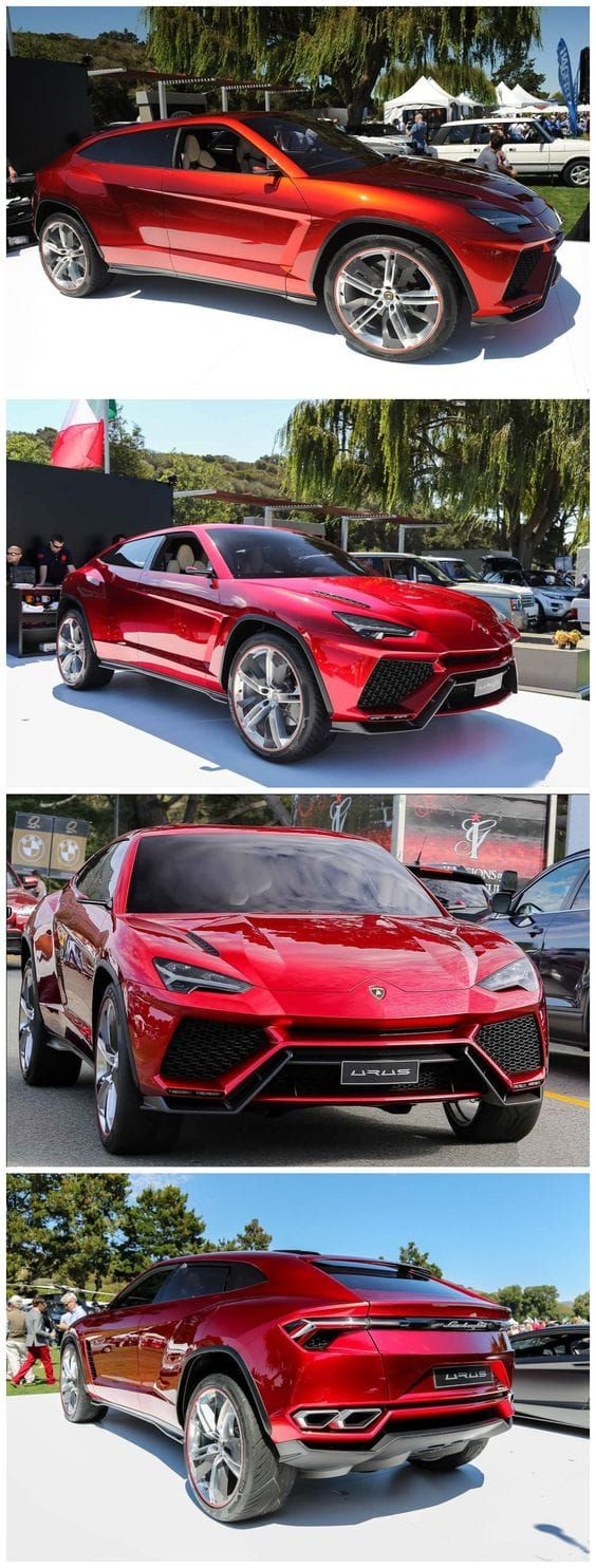 "All New "" Lamborghini Urus SUV"" Most luxurious SUVs In The World 2017 Best l…"