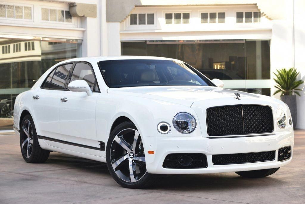 Bentley Mulsanne #Ferrari