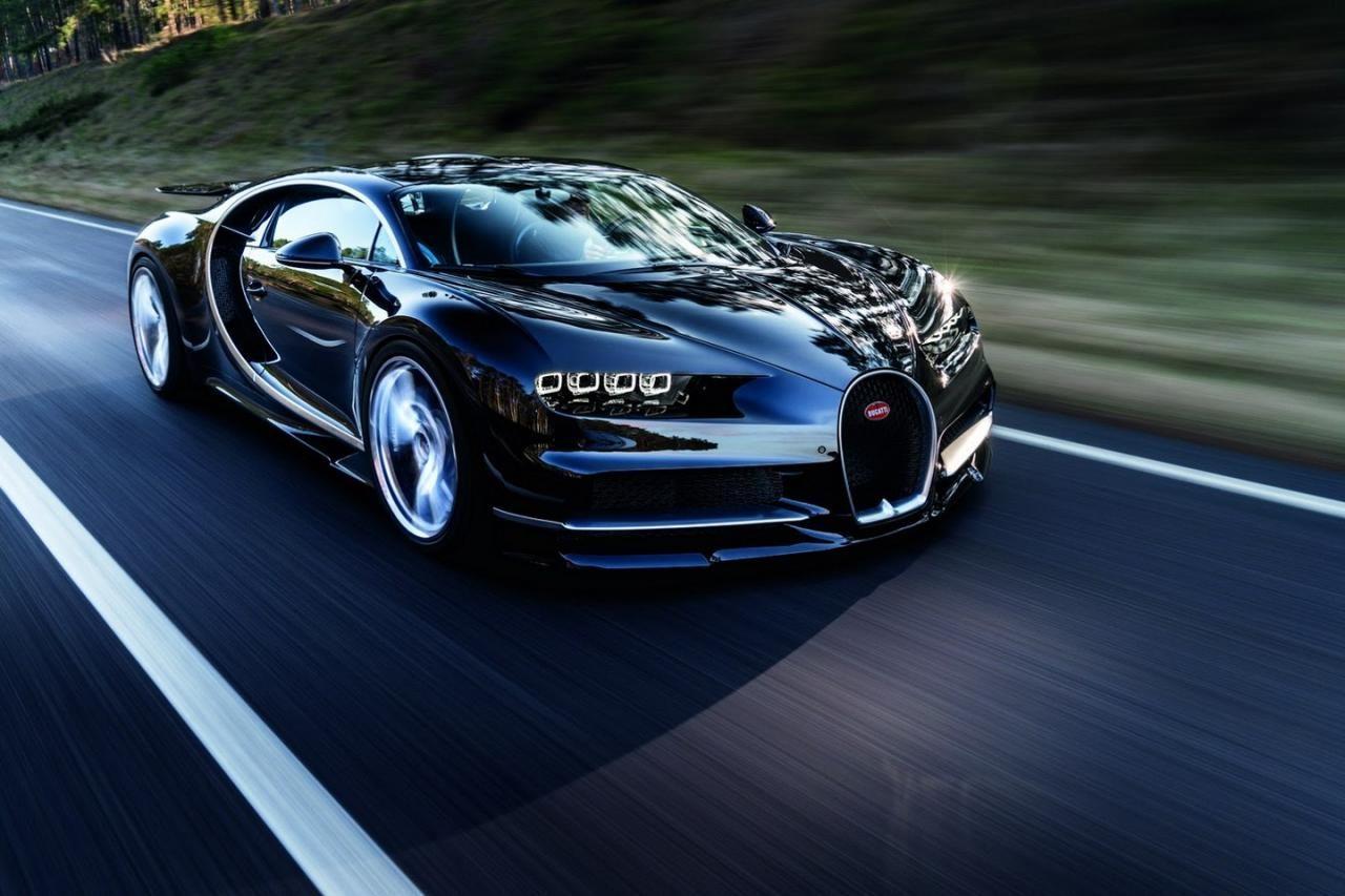 Bugatti Chiron : Madame Plus | Planète-GT.com