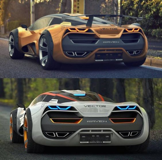 '' 2017 Raven Vector'' cars of 2017, 2017 car releases, cars for 2017 …