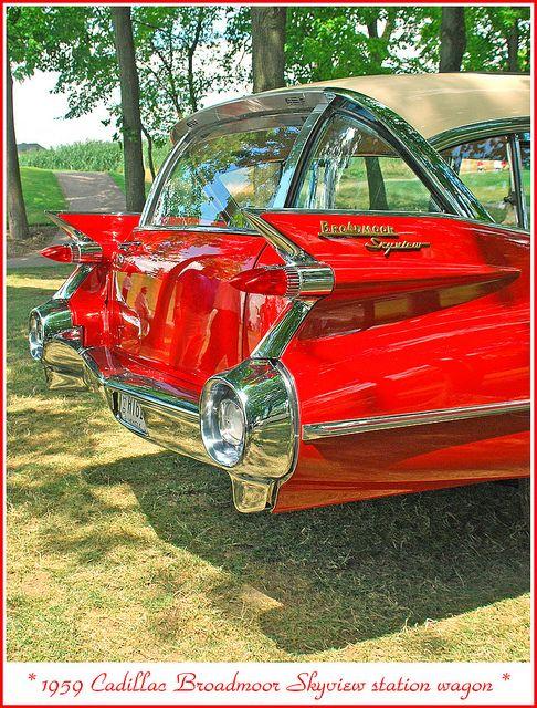 1959 Cadillac BroAdmoor Skyview
