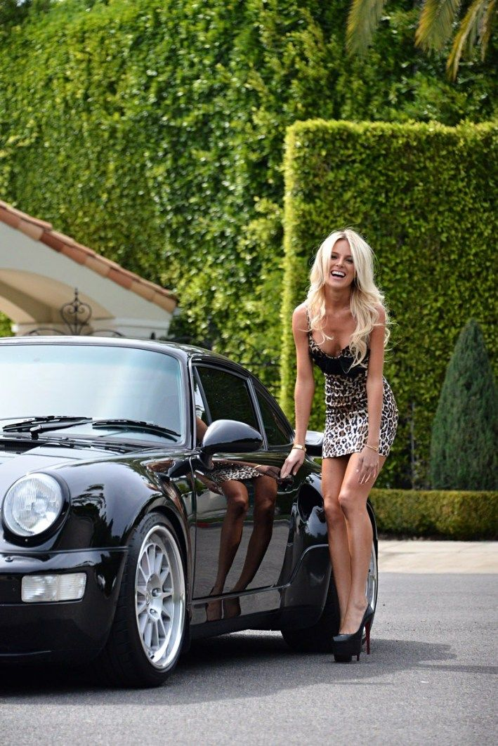 Cars and Women Really Do Go Together! – Rennlist