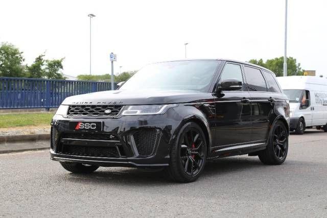 Land Rover Range Rover Sport 5.0 V8 Supercharged SVR CommandShift 2 AWD (s/s) 5d…
