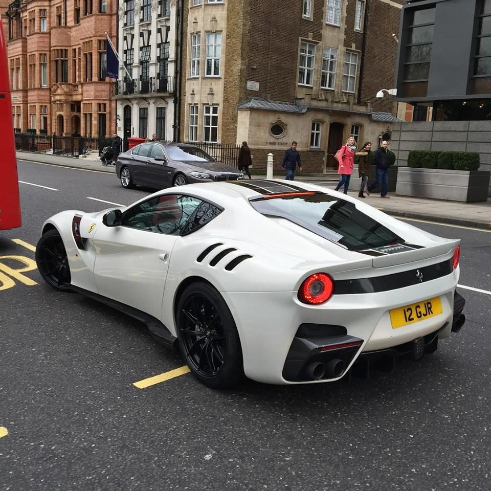 Gordon Ramsay shows off his limited edition $816,000 Ferrari – Lifestyle – Drive…