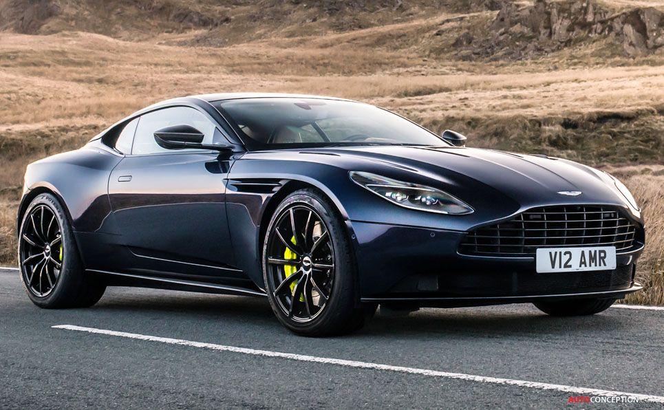 Aston Martin Reveals New Race-Inspired 'DB11 AMR'