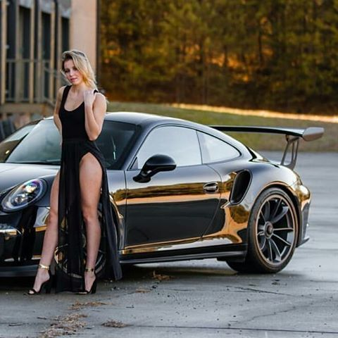Black. 991 GT2