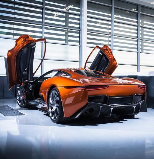Jaguar Land Rover unveils the new Bond cars for 'Spectre'