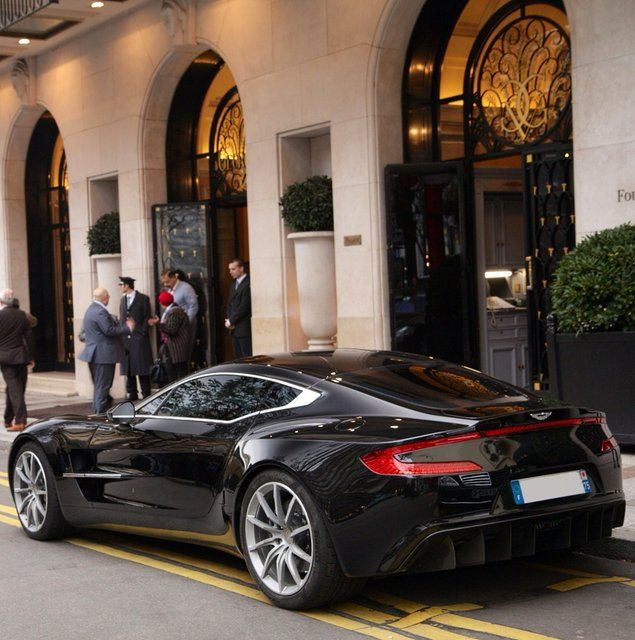 Aston Martin One-77 .. Love this Hyper Car : astonishing look, performance, and…