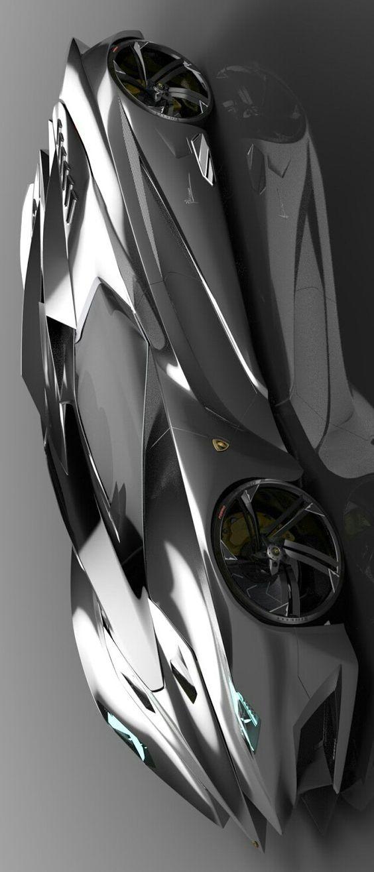 Lamborghini Ferruccio by Levon