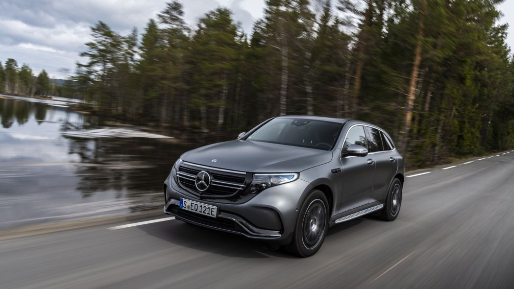 2020 Mercedes-Benz EQC First Drive Review | What's new, specs and driving impressions