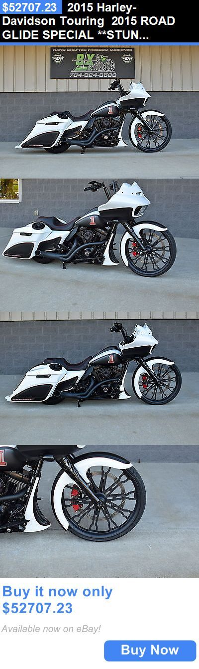 Motorcycles: 2015 Harley-Davidson Touring 2015 Road Glide Special **Stunning** 2…