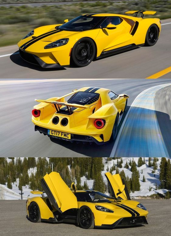 2019 Fort GT - When a man opens a car door for his wife, it's either a new ca…