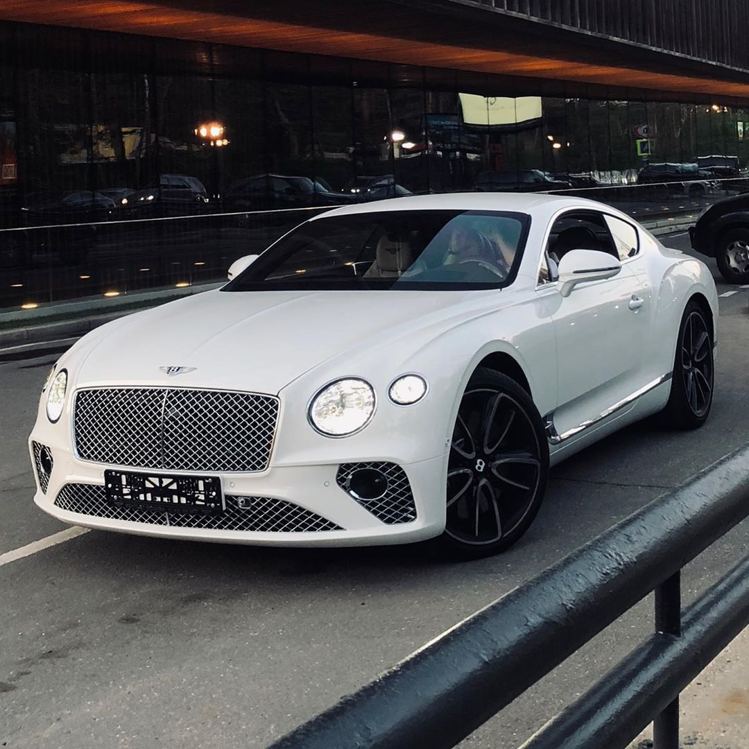 "Top Cars on Instagram: ""Rate it 0-100 ⤵️ Bentley Continental GT?? What do you think of it?? Photo by: @ivanorlov"""