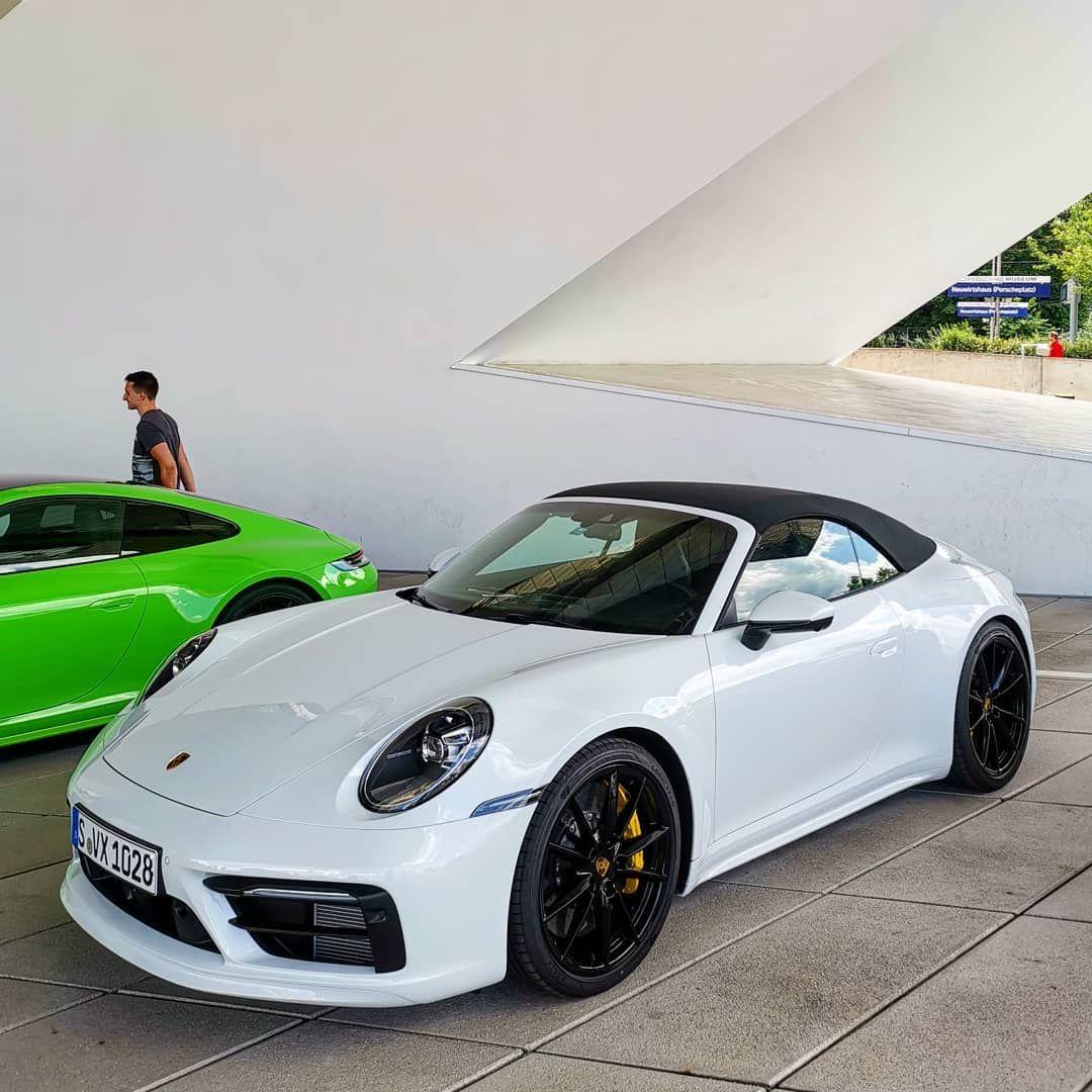 """F a b i o F i g u e i r e d o on Instagram: """"❌ White beauty ❌ #porsche #porschelover #luxurycar #sportcar #elegance #911 #992 #picooftheday #992cabriolet #porschefan #porschfans…"""""""