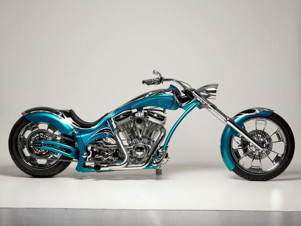 Covingtons Custom Motorcycles – Harry's Pro-Street Custom