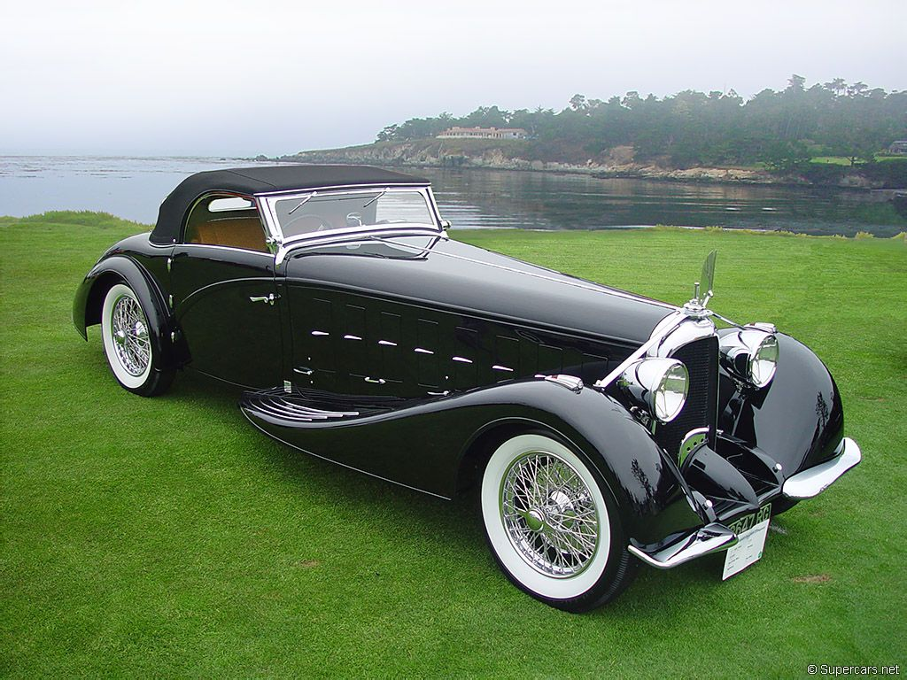 1934 Voisin C15 Saloit Roadster | | SuperCars.net